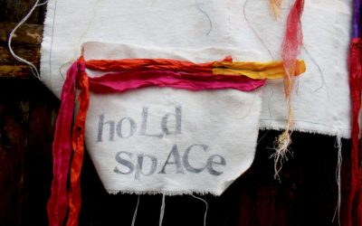 Hold space